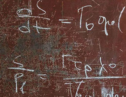LSDE et les maths : l'autre histoire d'amour